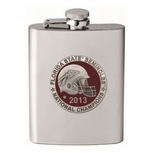 Florida State Seminoles 2013 National Championship Flask