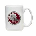Florida State Seminoles 2013 National Championship White Coffee Mug