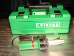 Leister Triac S Hot Air Welder includes Free Nozzle                                                                                                                                                                & FREE STANDARD SHIPPING