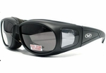 Outfitter Safety Glasses     Fits Over  Glasses FAST FREE SHIPPING