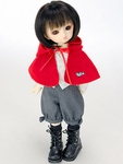 CHIBI - Little Red Riding Hood Costume Set (Boy)