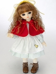 CHIBI - Little Red Riding Hood Costume Set (Girl)