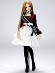 DC - SD16G/DD/DDdy - Marching Band Sash & Skirt Set