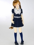 LP - SDG/SD13G/DD - Gentle Breeze Sailor Shirt and Skirt Set