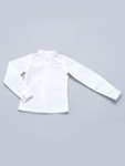 LPC - SD/SD13G/DD - White Standing Collar Shirt