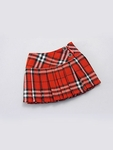 LPC - SDG/SD13G/SDGrG/SD16G/ DDS/DD/DDdy - Plaid Skirt (Red)