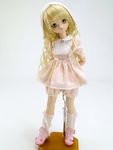 LPP - MDD - Pink Chocolate Dress Set