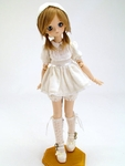 LPP - MDD - White Chocolate Dress Set