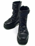 SB-SD13B-072 - Cross Strapped Boots