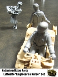 "SWPS01-F03 Luftwaffe ""Engineers & Nurse"" Set for Kettenkrad"