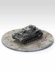 SWS-DB04 Diorama Base 04 - Panzer Field: Area of Attack