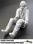 SWS02-F04 Limited Ta152 Forward Facing Pilot Figure