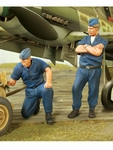 "SWS02-F09 Verlinden ""Luftwaffe Ground Crew"" Set"