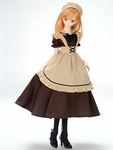 TnK - DDS/DD - Cafe Mocha Long Maid Set