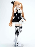 TnK - DDS/DD/DDdy - Monochrome Lolita Dress