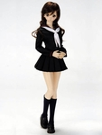 TnK - DDS/DD - Sailor Uniform Set (Black)