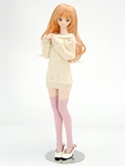 TnK - SDGrG/DDS/DD - White Knit Dress Set
