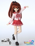 """To Heart 2"" School Uniform Set (MDD Size)"