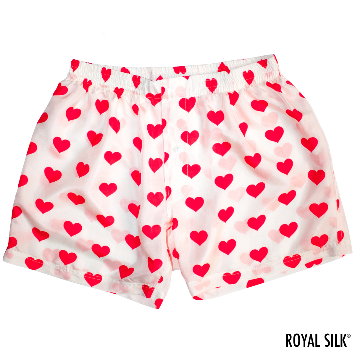 Express your self with our extensive collection of Hearts Boxer Shorts. Our boxer shorts are made of % lightweight cotton for breathable comfort.