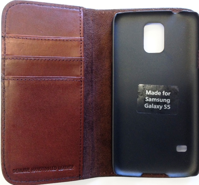 Ostrich Wallet Case Case/wallet For Galaxy