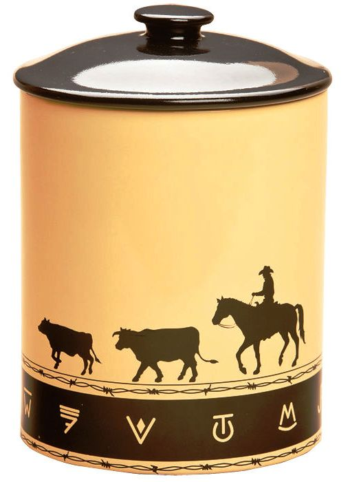 Horse Kitchen Canister Sets