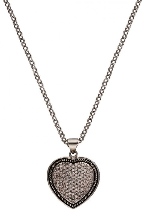 msnc2232 western quilted necklace