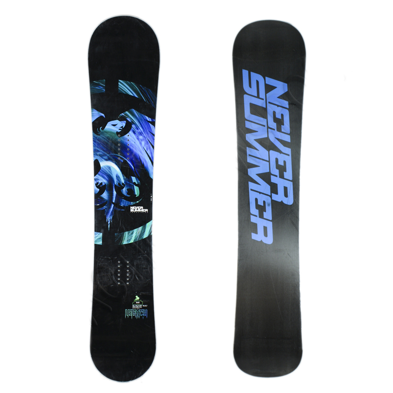 Demo 2012 Never Summer Legacy Snowboard