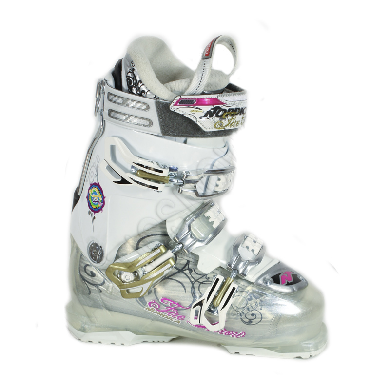 Used Performance 2012 Nordica Fire Arrow F4W Ski Boots