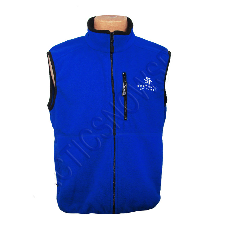 Marker Fleece Vest