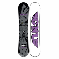 New 2012 Gnu Danny Kass Mini Snowboard