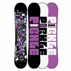 New 2012 Gnu Womens Park Pickle Snowboard