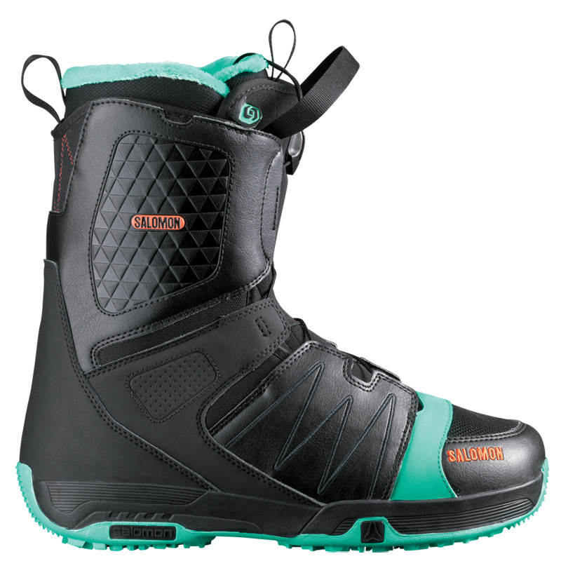 New 2012 Salomon Faction Snowboard Boots
