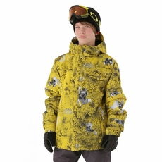 New 686 Boys Mannual Chipped Insulated Jacket Lava