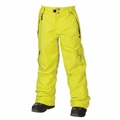 New 686 Boys Mannual Ridge Insulated Pant Acid