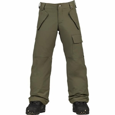 New Boys Burton Cyclops Pant Canteen