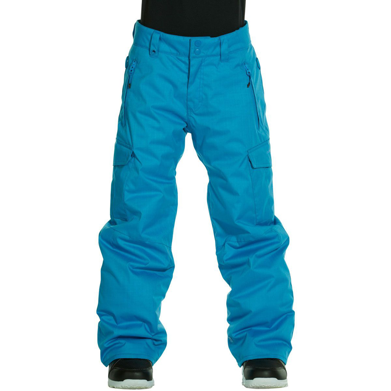 New Boys Quiksilver Porter Pant Blue