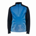 New Boys Spyder Bugcentric Tneck Baselayer Top Blue