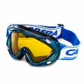 New Carrera Kimerik S Jr 10 Liquid Electric Blue Goggles