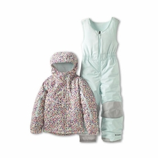 New Columbia Girls Buga Set Snow Jacket and Pants