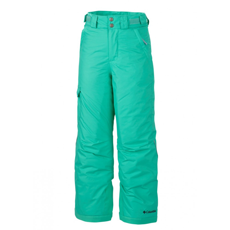 New Columbia Girls Bugaboo Pant Atlantis