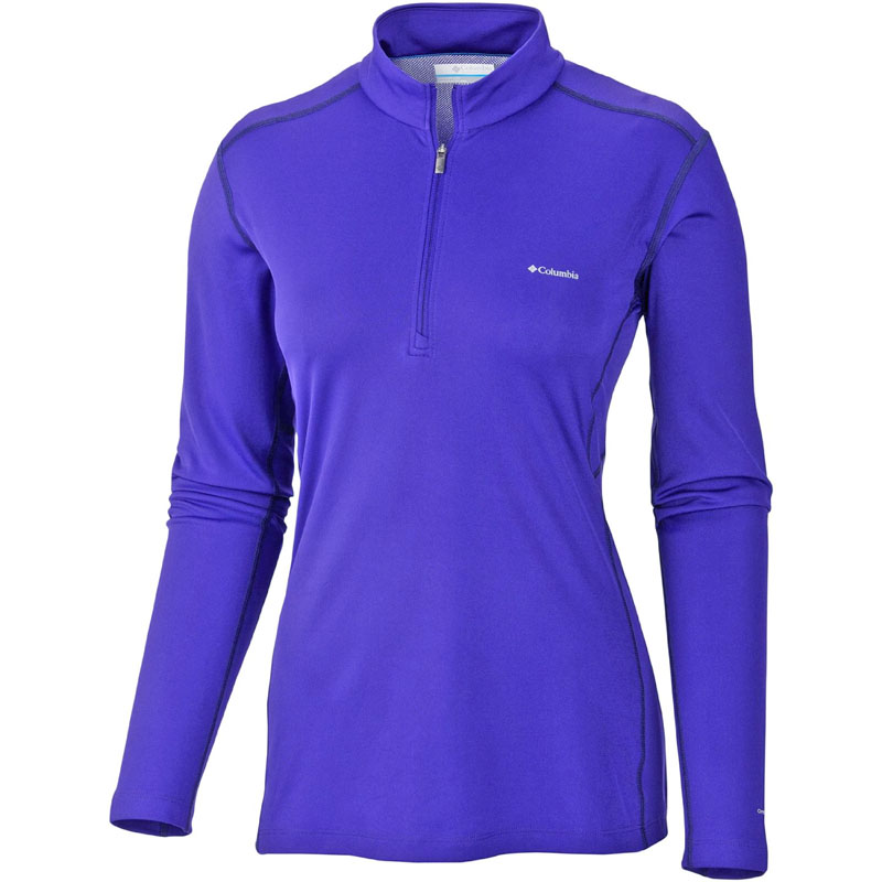 New Columbia Women's Baselayer Midweight Top