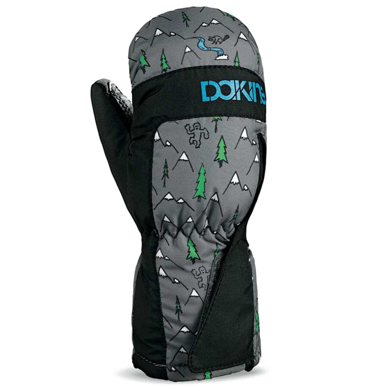 New Dakine Bratt Toddler Kids Mittens