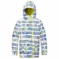 New Girls DC Shoes Data Jacket White Dots