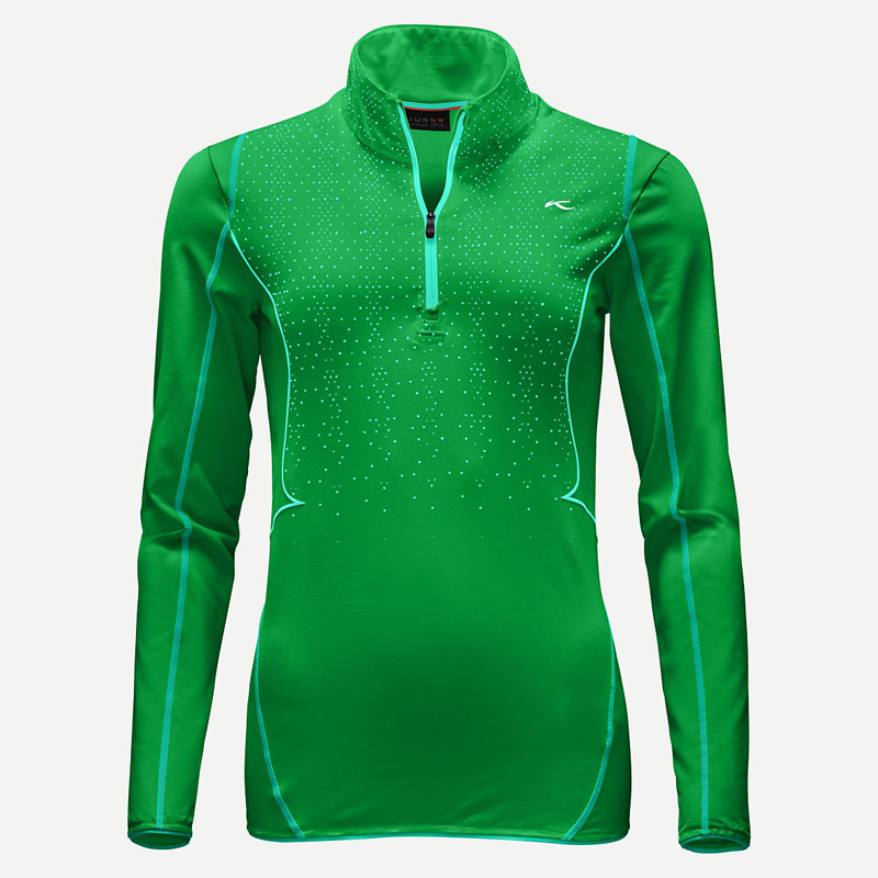New Kjus Sunstone Half Zip 2015 Women's Baselayer