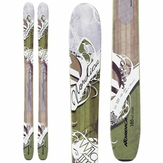 New Nordica Wildfire 2015 Women's Skis