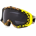 New Oakley Crowbar Flight Series Camo Dark Grey Goggles