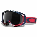 New Oakley Crowbar Kazu Kokubo Mega Shark Dark Grey Goggles