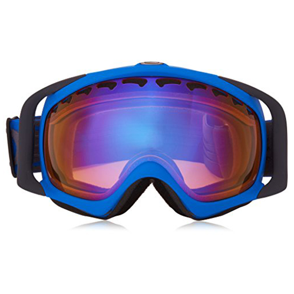 New Oakley Crowbar Skydiver Blue High Intensity Persimmon Goggles