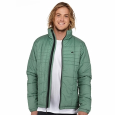 New Quiksilver Nomad Jacket Green