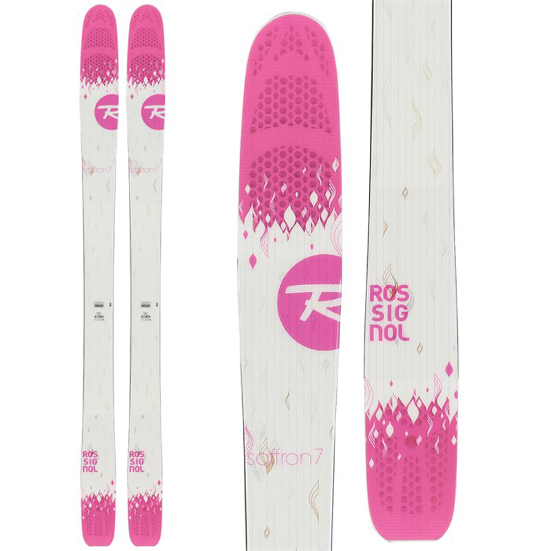New Rossignol Saffron 7 2016 Women's Skis
